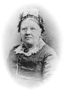 Amelia Perring Hollyer, Joseph's wife 1810-1888