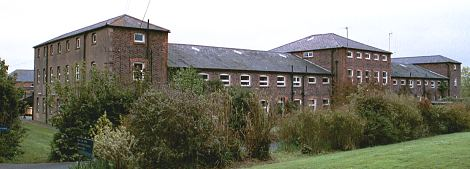 Tenterden Workhouse, now West View Hospital